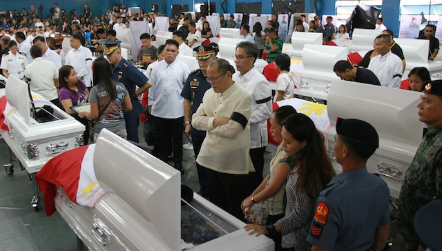 Dead SAF's kin ask why, how | Inquirer News