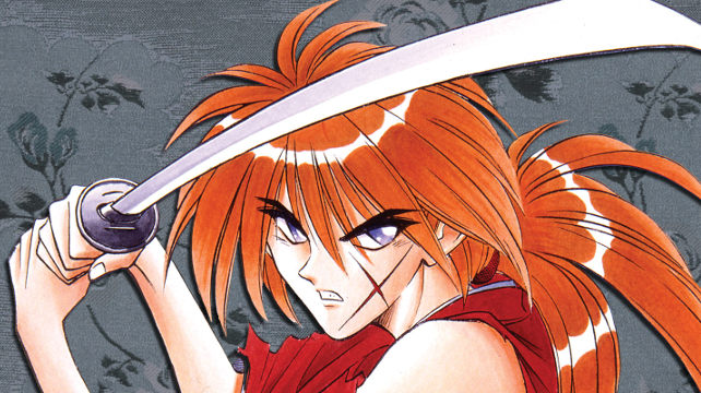 RUROUNI KENSHIN. Nobuhiro Watsuki's manga sequel to 'Rurouni Kenshin' will be suspended, publisher Shueisha says. Screen shot from Viz Media.