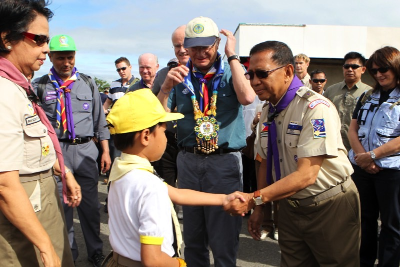 Did Binay use Boy Scout funds for 2010 bid?