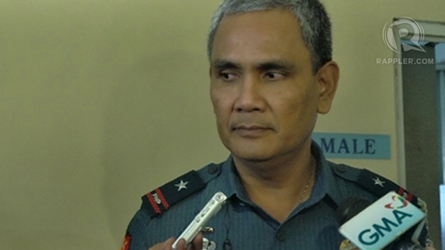 DCO. Police Deputy Director General Marcelo Garbo Jr is set to be the PNP's Deputy Chief for Operations. Rappler file photo