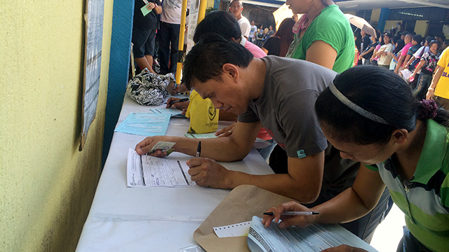 Milf voter registration cireman