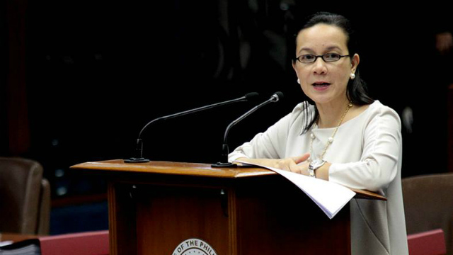 PRESIDENCY? Senator Grace Poe enjoys high survey ratings