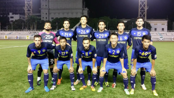 Ceres FC photo from UFL