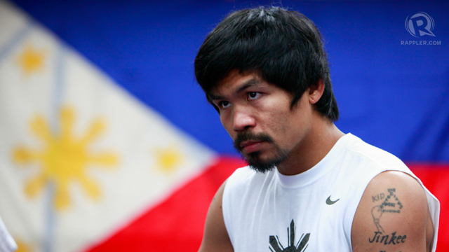 Arum names 3 possible opponents for Pacquiao's ring return