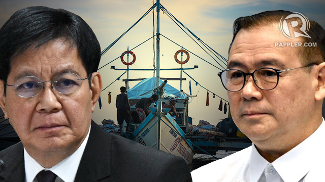 Both Foreign Affairs Secretary Teddyboy Locsin and Panfilo Lacson have been very active in voicing out their opinions on the sinking incident in the West Philippine Sea since it was reported.