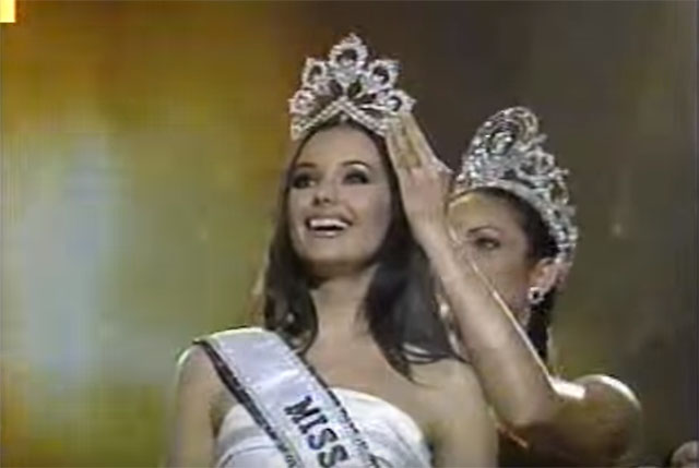 FAST FACTS: Things to know about the Miss Universe pageant