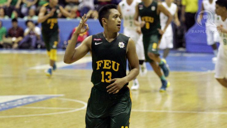 Rr Garcia Vice Gandas Basketball Player Boyfriend | Short News Poster