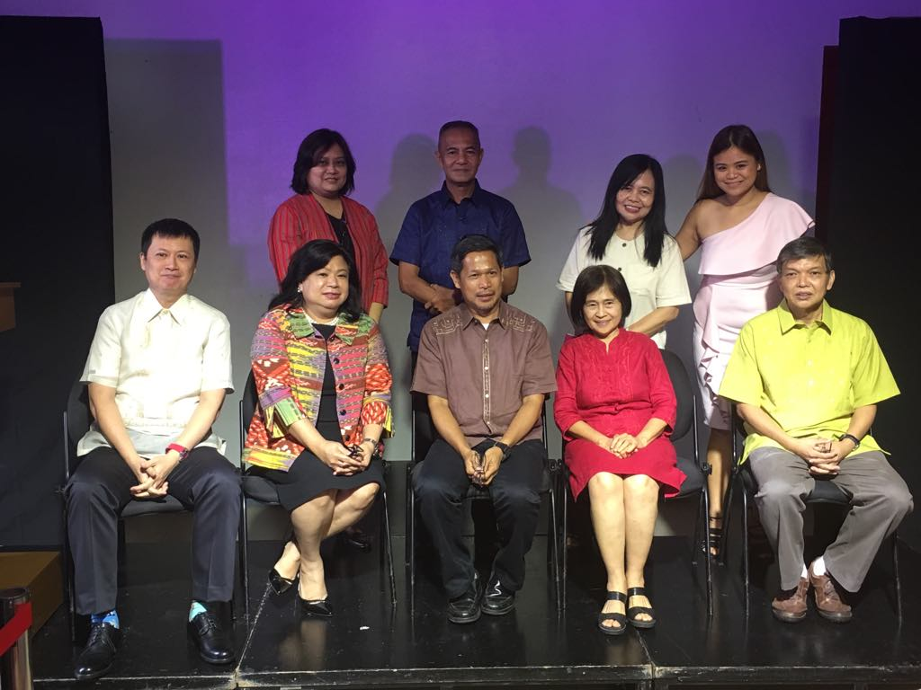SAFER. The SAFER governance committee during the press launch on May 16, 2018. Photo by Keb Cuevas/Rappler
