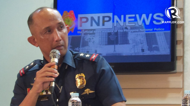 'DECEPTION.' CIDG chief Director Benjamin Magalong says Delfin Lee's lawyers deceived police into certifying that Lee's warrant had been revoked. Photo by Rappler