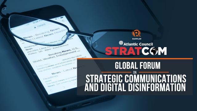 LIVE: The Atlantic Council StratCom 2018