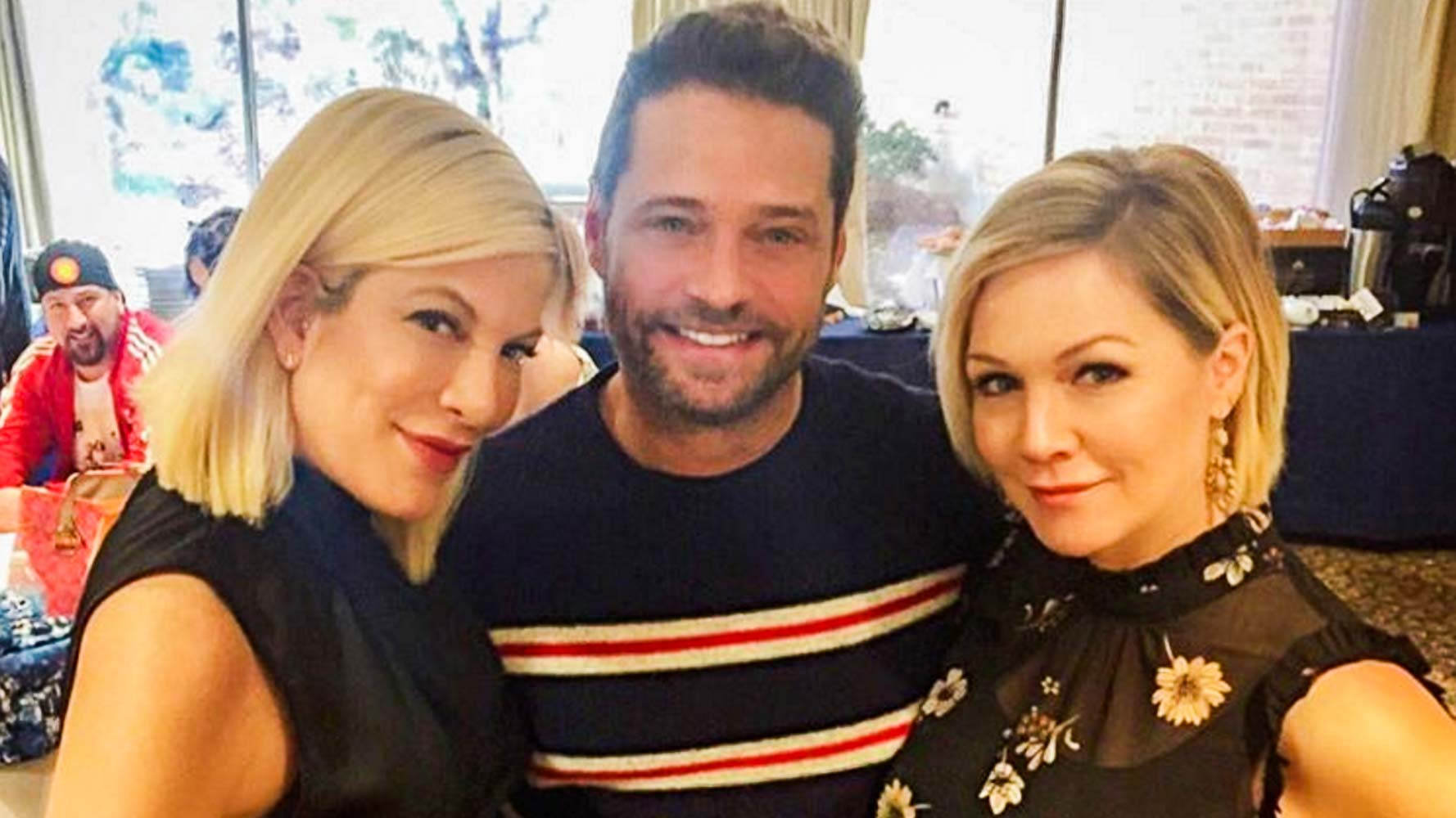 IN PHOTOS: 'Beverly Hills 90210' stars reunite