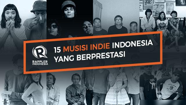 15 musisi indie Indonesia yang berprestasi