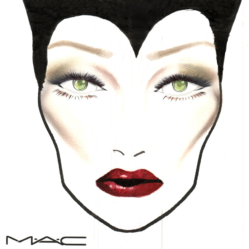 How To Get Maleficent S Dramatic Look For Real Life