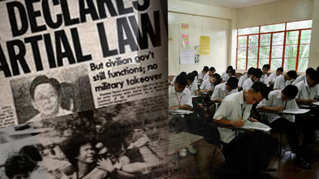 a regime under martial law the presidency of ferdinand marcos The era of ferdinand marcos  after his election to the presidency in 1965  and economic aid to the marcos regime when martial law was lifted in 1981 and a.