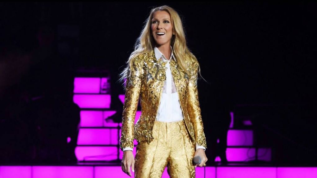 CELINE DION. The French-Canadian superstar is back in the music scene after 10 years. Photo from Celine Dion's Facebook page