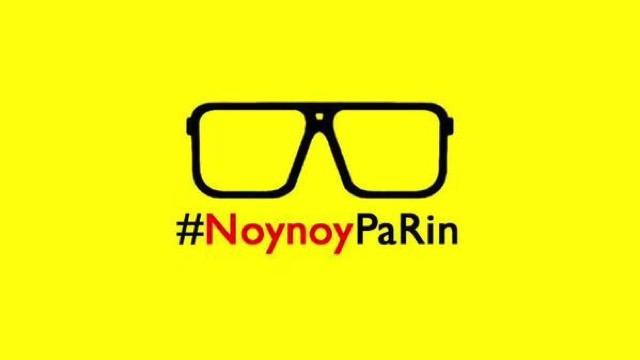 Brother Eli makes #Noynoyparin trend on Twitter