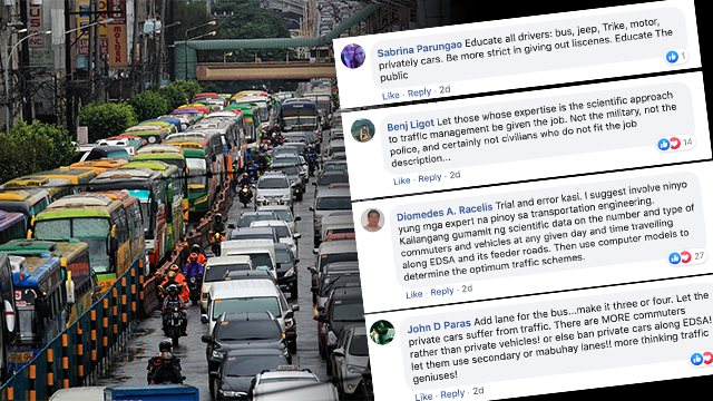 After MMDA's faulty policy, netizens suggest 'solutions' to Metro