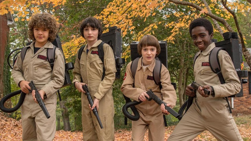 THEY'RE BACK. Season 3 of 'Stranger Things' is set for a 4th of July release in 2019. Photo from Stranger Things' Instagram account