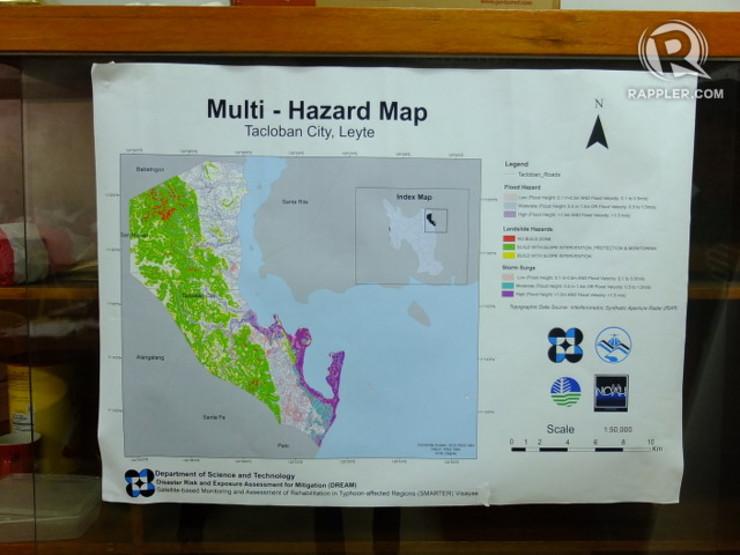 Yolanda a year after: Few LGUs asking for multi-hazard maps