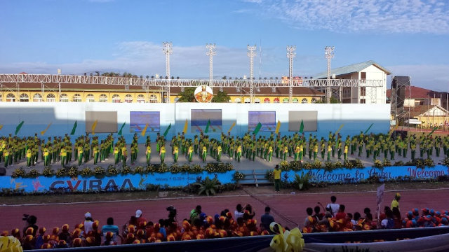 cebu provincial sports and cultural meet 2014