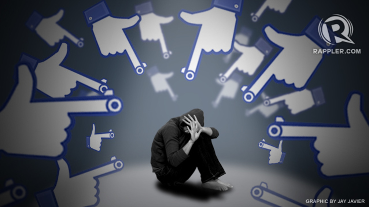 cyberbullying what being bullied social network