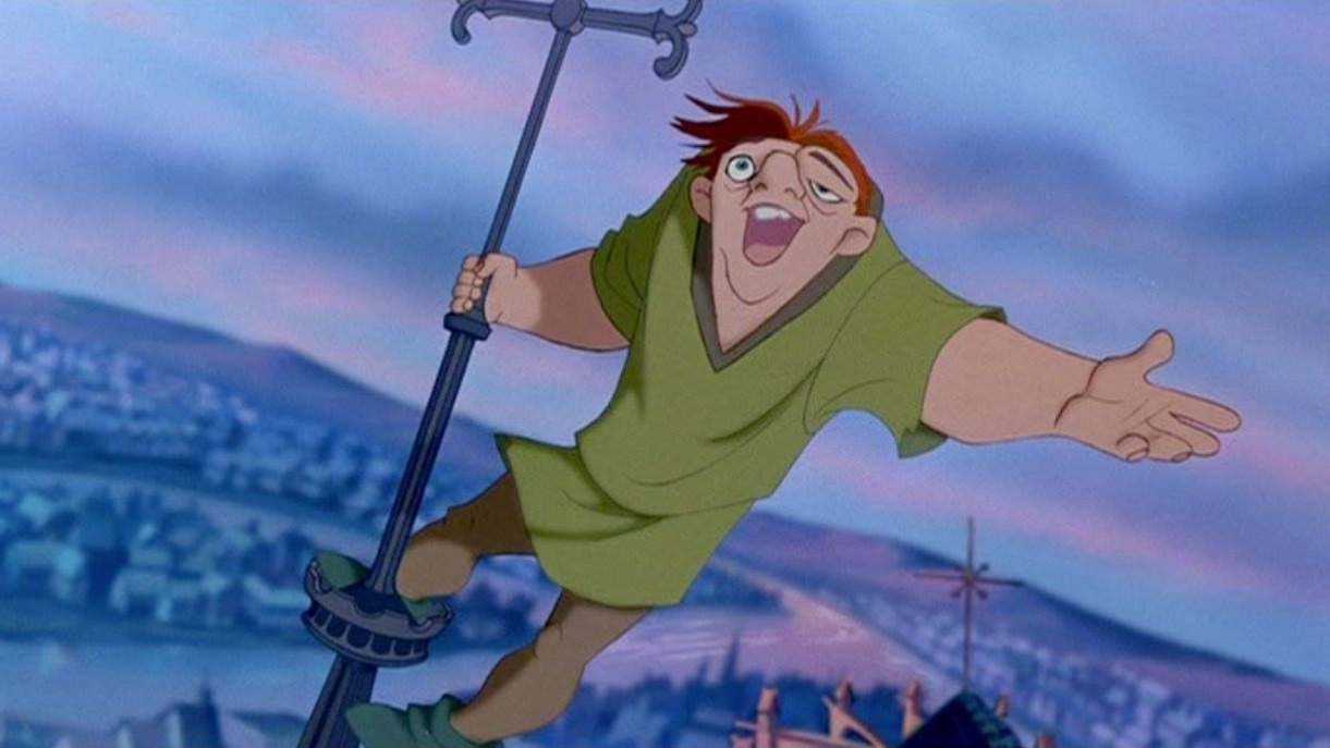 QUASIMODO COMES ALIVE. The 1996 Disney classic Hunchback of Notre Dame is getting the live-action treatment soon. Photo from Hunchback of Notre Dame's Facebook page