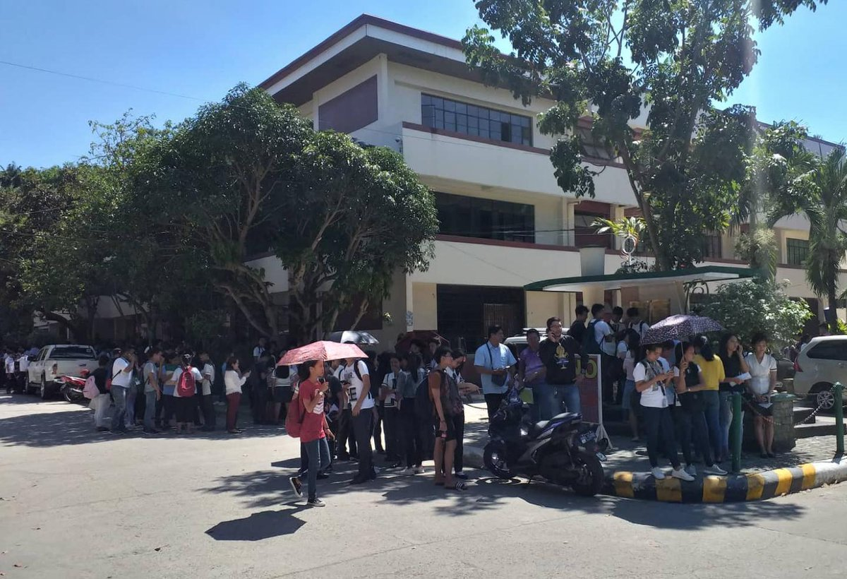 EASTERN VISAYAS STATE UNIVERSITY. Photo by Clifford Colibao/Rappler