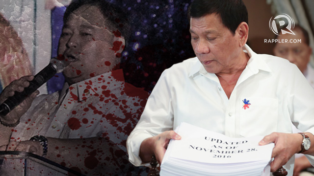 NAMED. Ozamiz City mayor Reynaldo Parojinog Sr is killed less than a year after being included in the list of alleged narcopoliticians.