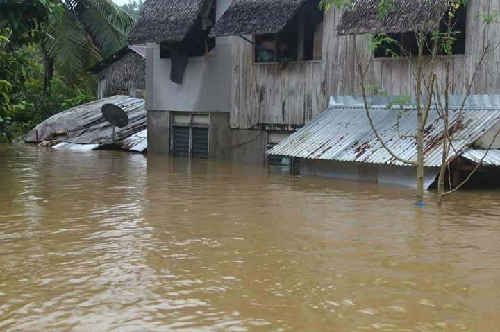 EASTERN SAMAR. Tropical Storm Urduja is expected to make landfall in Eastern Samar on Saturday. Photo by Rhoda Baris