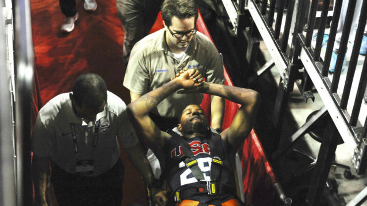 How Paul George's injury may affect international basketball
