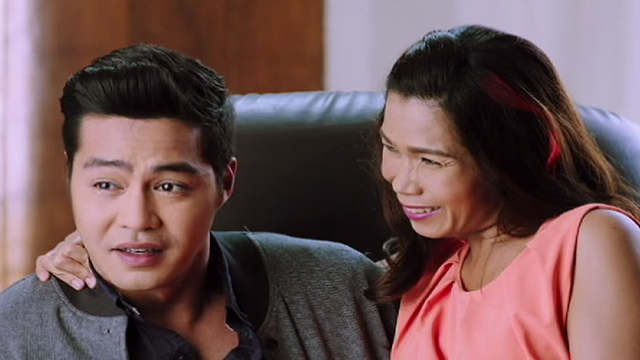 MY ILLEGAL WIFE. Stars Zanjoe Marudo and Pokwang. Screengrab from YouTube