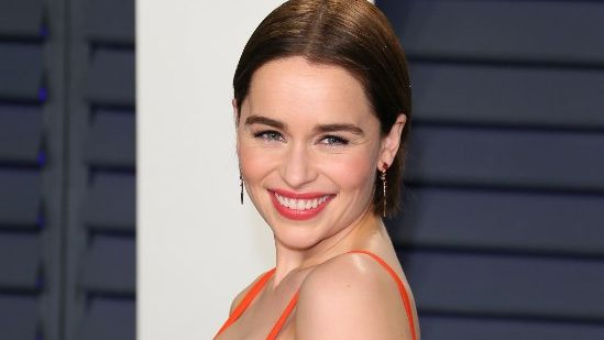 NEARLY FATAL. British actress Emilia Clarke suffered two severe brain aneurysms and memory loss in 2011. Photo by Jean-Baptise Lacroix/AFP