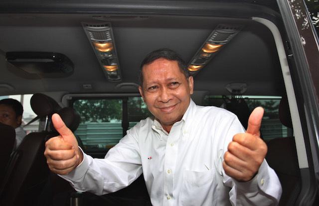RJ Lino jadi tersangka korupsi oleh KPK. Foto oleh Antara