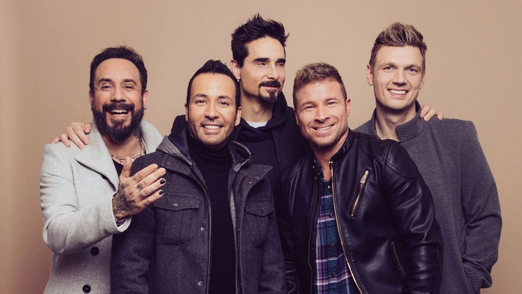 THROWBACK. '90s boyband Backstreet Boys are coming to Manila this year. Photo from Backstreet Boys' Facebook page