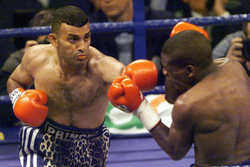 Prince' Naseem Hamed, Riddick Bowe headed to Boxing Hall of Fame