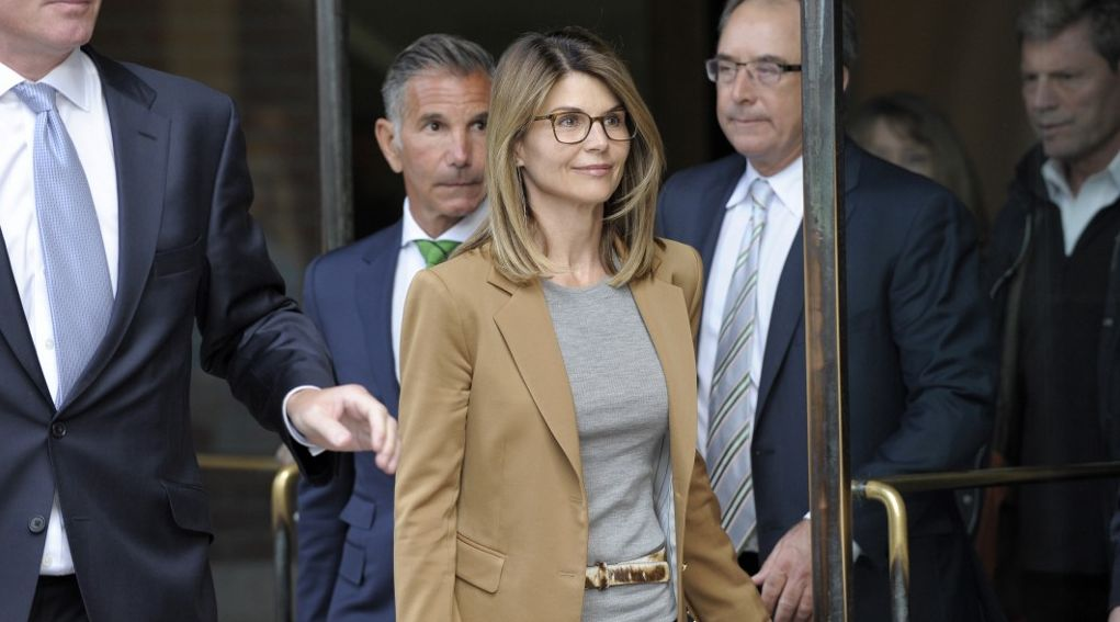 TWO CHARGES. Actress Lori Loughlin could now be facing up to 40 years in jail. Photo by Joseph Prezioso/AFP