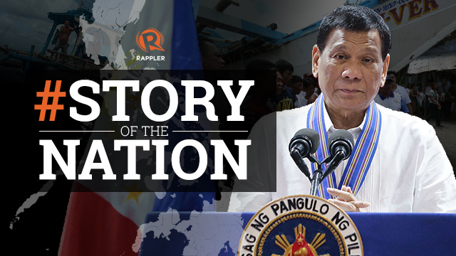 Share the #StoryOfTheNation: What do you want to hear from Duterte