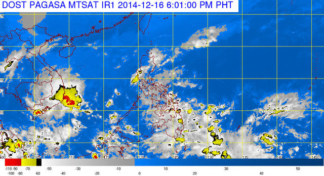 Low pressure area nears zamboanga city for Bureau zamboanga