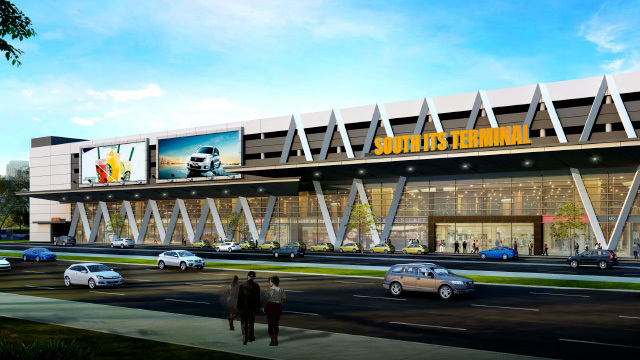 ARCA SOUTH | ITX - Taguig Integrated Terminal Exchange [mix