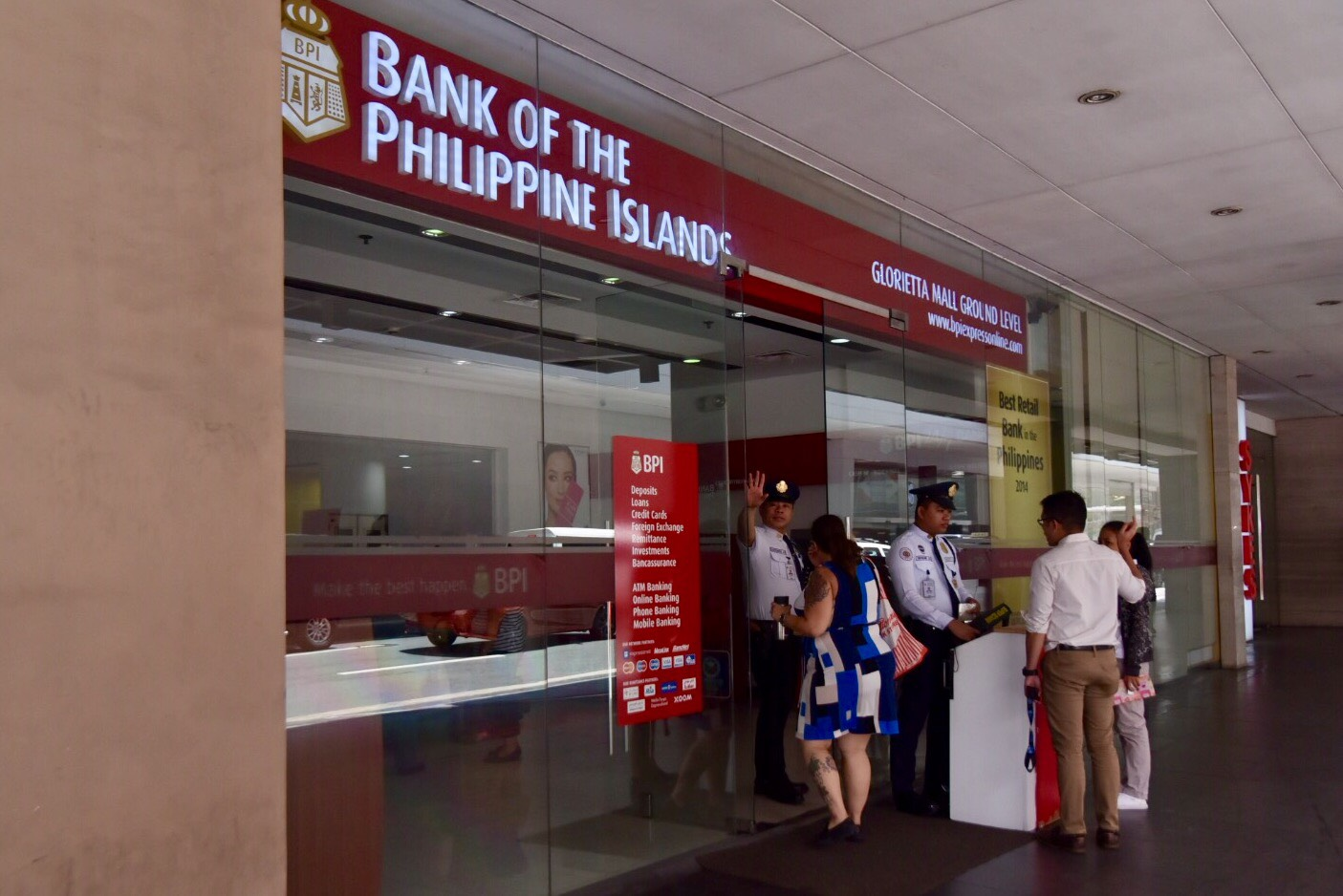 BPI services unavailable or limited due to 'systems upgrade issues'