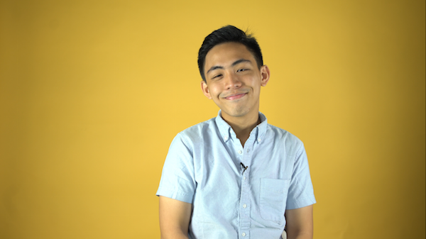 TURNING POINT. 'Everything in my life changed after I came out,' says Rambo Talabong, a 21-year-old gay man.