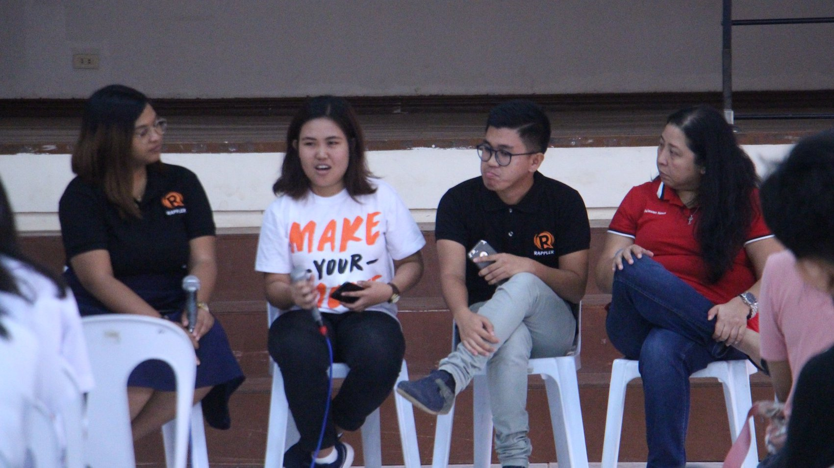 At least 400 campus journalists, student organization leaders, school paper advisers, and other stakeholders joined #MovePalawan: Social Good in the Digital Age forum at Palawan State University on Thursday, July 25, 2019.
