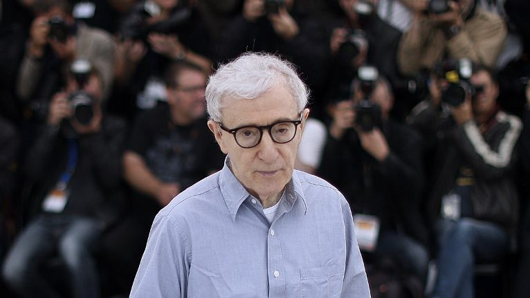 CONTRACT BREACH. Woody Allen files a $68 million suit against streaming giant Amazon. Photo by Valery Hache/AFP
