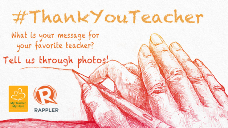 Thankyouteacher What Is Your Message For Your Teacher