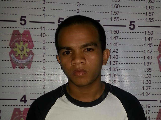 NABBED IN ZAMBOANGA CITY. Mhadie Umangkat Sahirin, also known as Madi, is arrested in Zamboanga City after having been wanted by authorities since 2013.