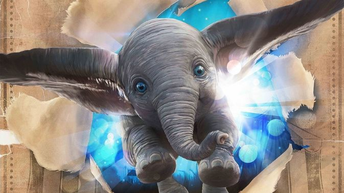 LIVE DUMBO. Disney's 'Dumbo' fails to meet box office expectations. Photo from Dumbo's Instagram account