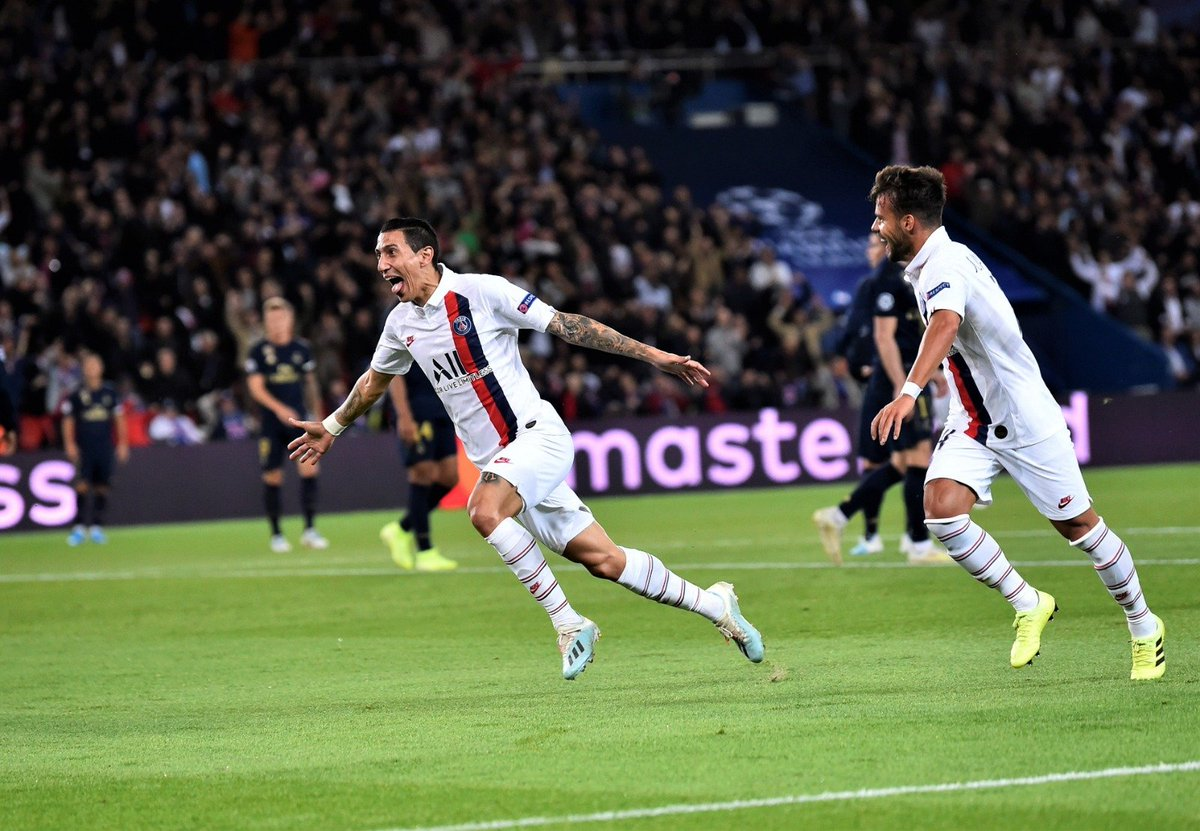 Highlights Di Maria Stars As Psg Tears Apart Sorry Real Madrid