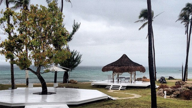 BALESIN. Celebrities, politicians, and wealthy people are among the exclusive luxury resort in Quezon province.resort's frequent visitors. File photo by Rappler