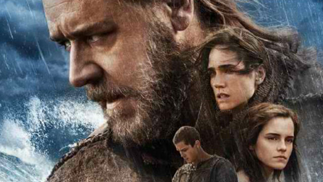BANNED IN MALAYSIA. The film Noah was banned by Malaysian authorities for bein un-Islamic. Photo courtesy of Paramount Pictures