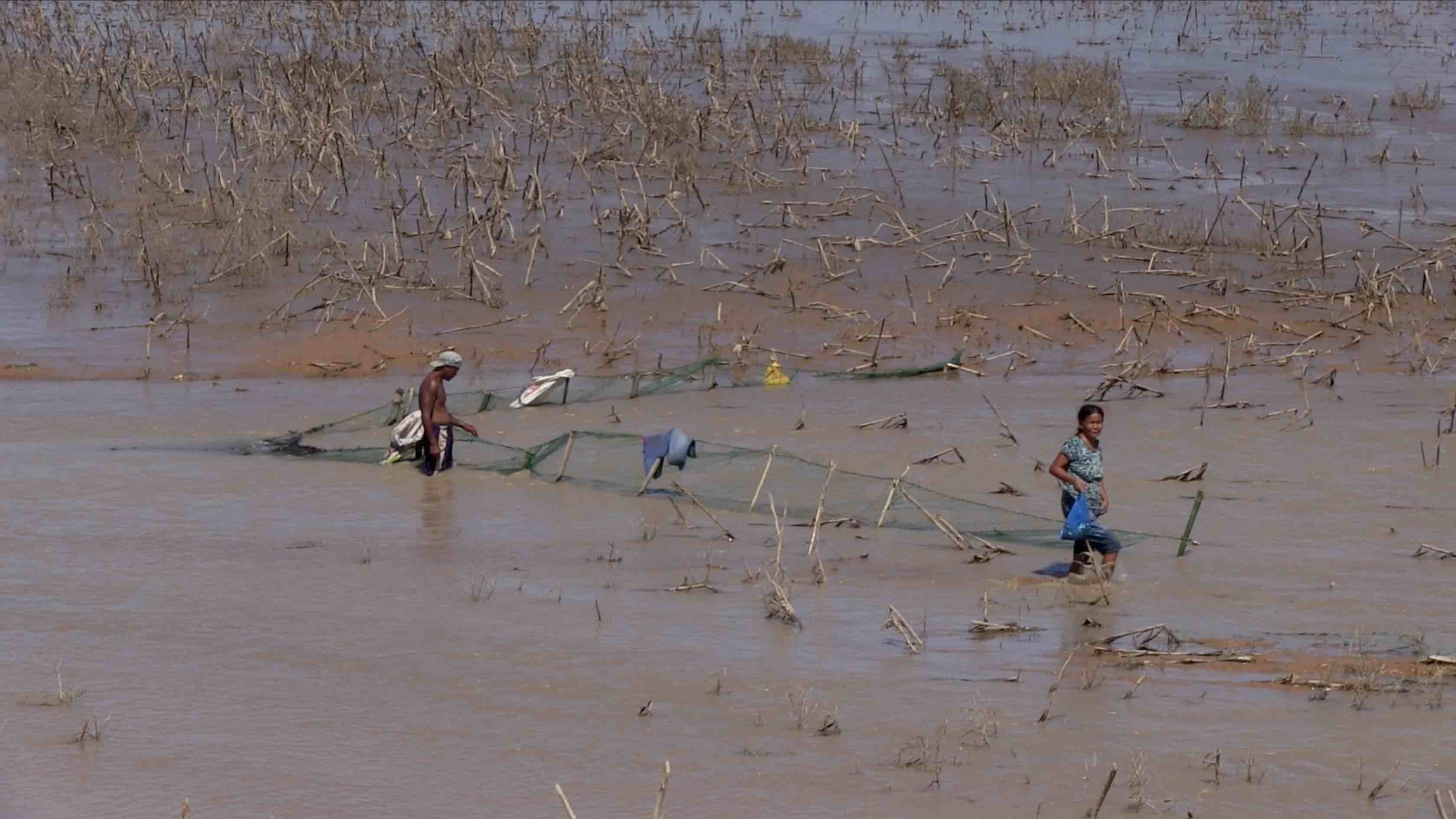 CLIMATE VULNERABILITY. The effects of climate change worsen the situation of women farmers in the Philippines